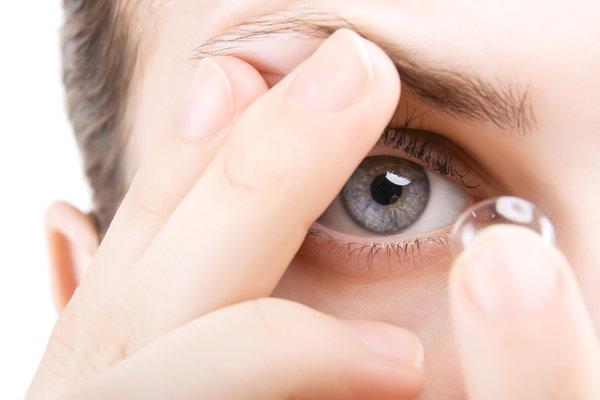 Однодневные линзы - правила пользования. контактные линзы