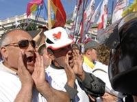 Жители Крыма и Симферополя митинговали против независимости
