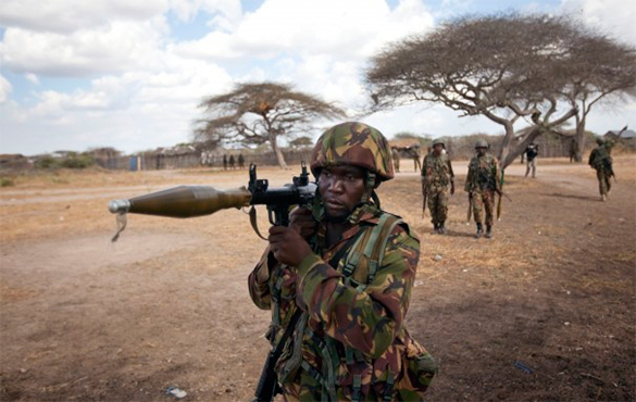 Нападение боевиков на университет в Кении: 147 человек погибло. Боевики в Кении убили 147 студентов