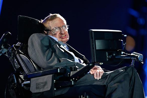 Стивен Хокинг: Человечество не сможет прожить и 1000 лет