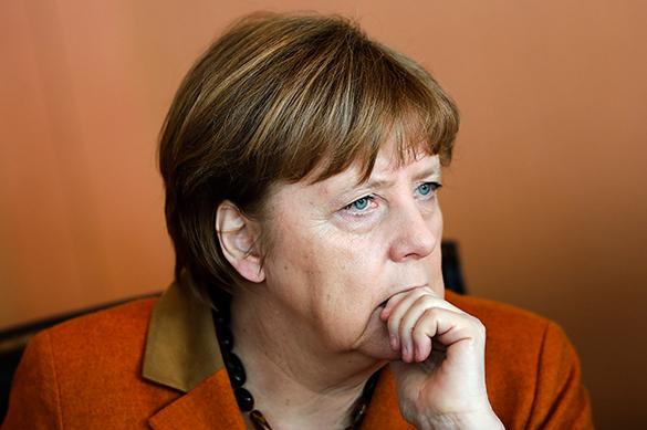 Меркель расстроена результатами выборов вБундестаг
