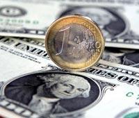 Рубль укрепился на 6 копеек