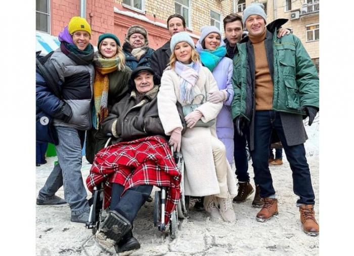В Северной Осетии горит горная гостиница