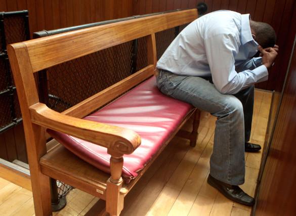 За саботаж снова хотят сажать на 10 лет. на скамье подсудимых