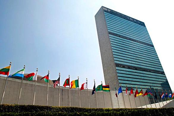 Украина продавила ООН на резолюцию по Крыму
