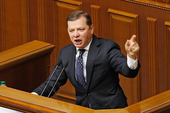 Ляшко призвал Украину отказаться от американского газового угля. Ляшко призвал Украину отказаться от американского газового угля