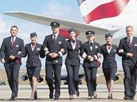 Сотрудники British Airways будут работать бесплатно