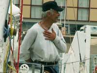 Российский яхтсмен в одиночку пересечет Атлантику
