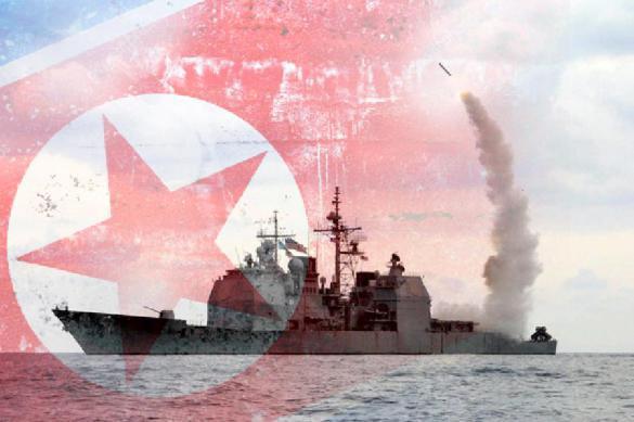 Названы четыре варианта начала войны с Северной Кореей. Названы четыре варианта начала войны с Северной Кореей