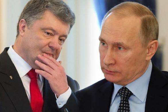 Поршенко сообщил Путину