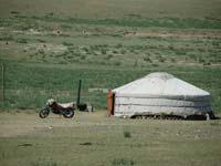 Россия претендует на монгольскую