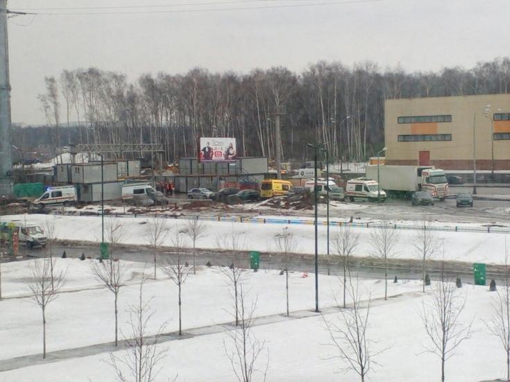 в тоннеле в Новой Москве погибли четыре человека