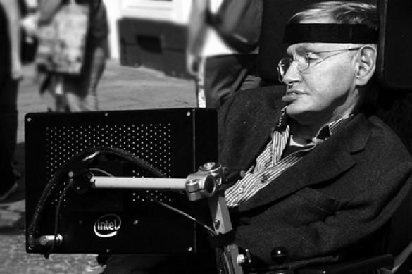 Великий физик Стивен Хокинг умер в возрасте 76 лет. Великий физик Стивен Хокинг умер в возрасте 76 лет