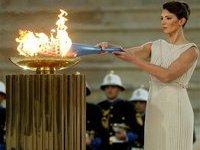 Олимпийский огонь зажгли сегодня в Греции. 258415.jpeg