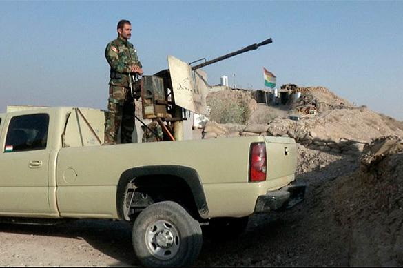 Курды окружили столицу ИГ Ракку - ЭКСПЕРТ