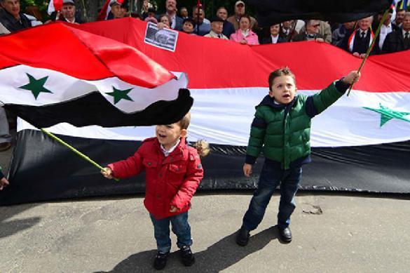 Сирия объявила о признании независимости Абхазии и Южной Осетии. 387415.jpeg