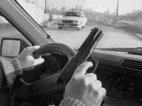 В Дагестане обстрелян милиционер