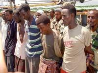 По сомалийским пиратам ударили... током