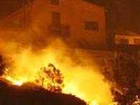 От пожаров в окрестностях Афин пострадали около 150 домов