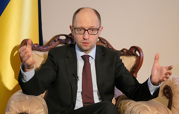 Рада не смогла отправить Яценюка в отставку