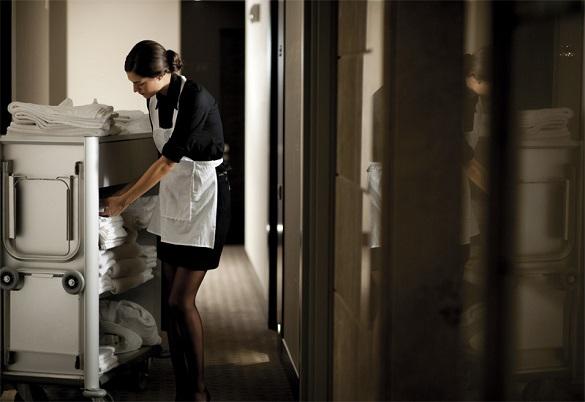 Встречают по одежке: Стиль гостиничного бизнеса. Встречают по одежке