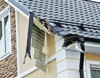 На Алтае фрагмент ракеты рухнул прямо на жилой дом