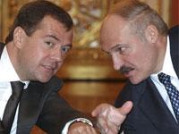 В Сочи проходят переговоры Медведева и Лукашенко