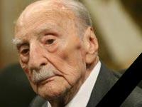 Знаменитый испанский писатель ушел из жизни в возрасте 103 лет