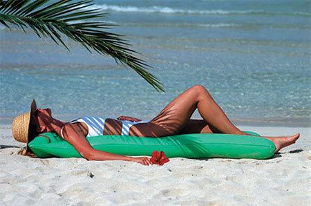 Солнцезащитный крем – враг пляжного отдыха?. Солнцезащитный крем – враг пляжного отдыха?
