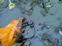 В Якутии произошел разлив нефти