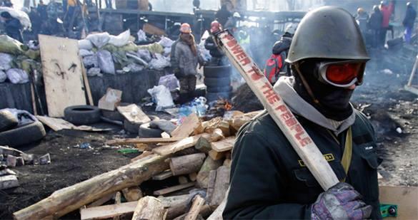 В Харькове сегодня дрались с милицией, атаковали аптеку и
