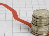 В России зафиксирована дефляция