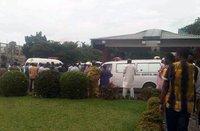 В здании ООН в Нигерии прогремел мощный взрыв. nigeria