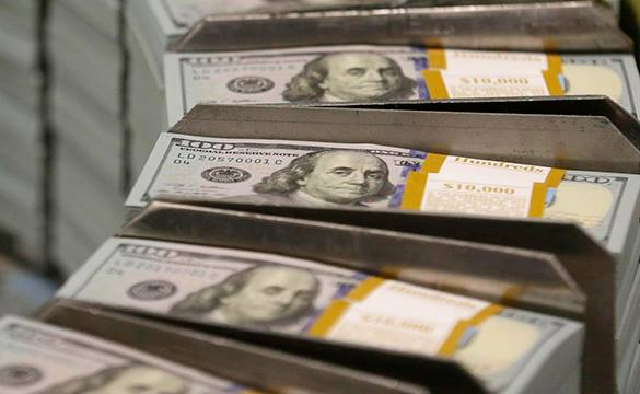США сеют хаос для сохранения господства доллара. США сеют хаос для сохранения господства доллара
