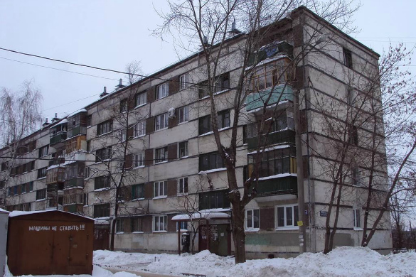 В Москве до конца года снесут 63 пятиэтажки