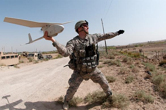 На борьбу с ИГ в Ираке США отправляют 325 дронов-камикадзе