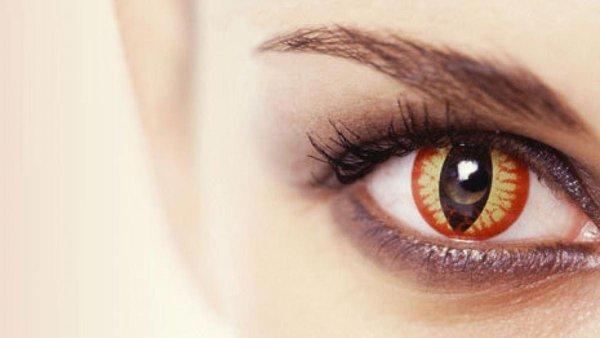 Нужно ли лечить «глаза змеи». колобома