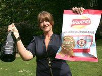 Вкус новых чипсов сделает британку миллионершей