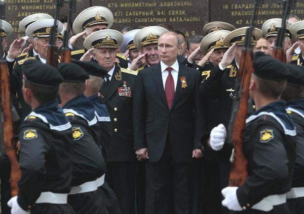 Франс-Пресс: Владимир Путин признан самым влиятельным человеком года. 306422.jpeg