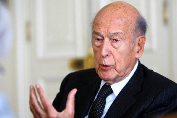 Экс-президент Франции отказался идти на поводу антипутинской кампании. Валери Жискар дЭстен