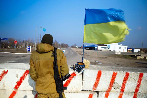 Украина издевается на границе над туристами