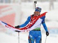 Биатлонистка Ольга Зайцева выиграла гонку в Оберхофе. 278423.jpeg