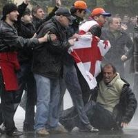 Грузинская полиция разогнала антиправительственную акцию