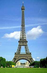Клуб самоубийц на Эйфелевой башне