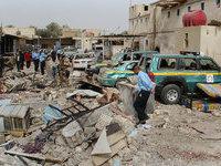 В Ираке произошла серия терактов. Более 40 жертв. 260424.jpeg