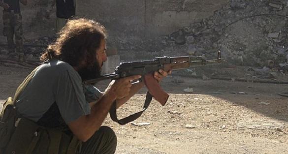 умеренная оппозиция Сирии