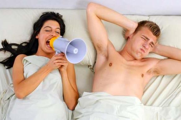 Женское воздержание отражается на здоровье