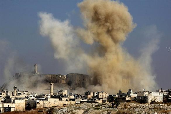 США в Сирии снова нанесли авиаудар