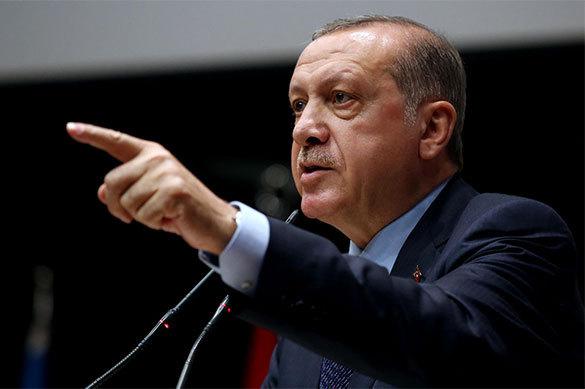 Эрдоган разрешил себе отправить войска в Катар