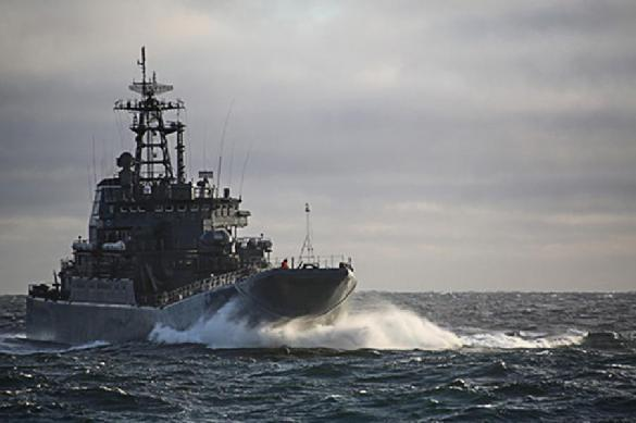 Telegraph: Россия и НАТО были на грани войны в Арктике. 393424.jpeg